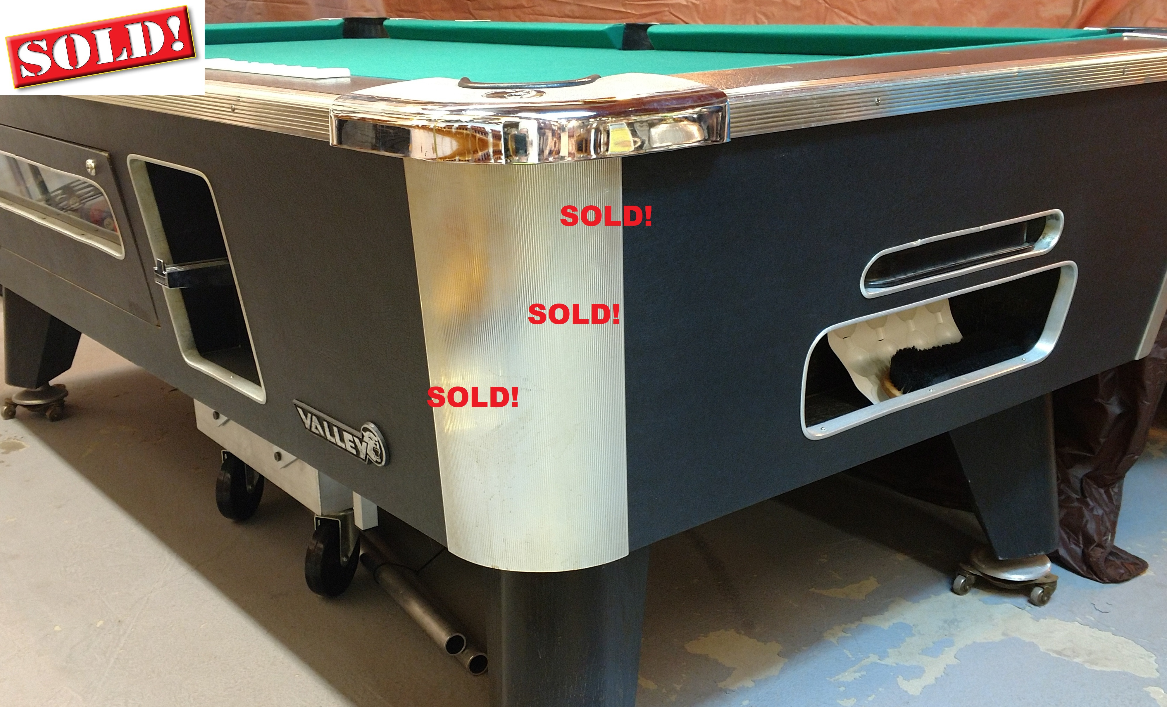 Astonishing Used Pool Tables Nitelife Billiards Home Interior And Landscaping Ologienasavecom